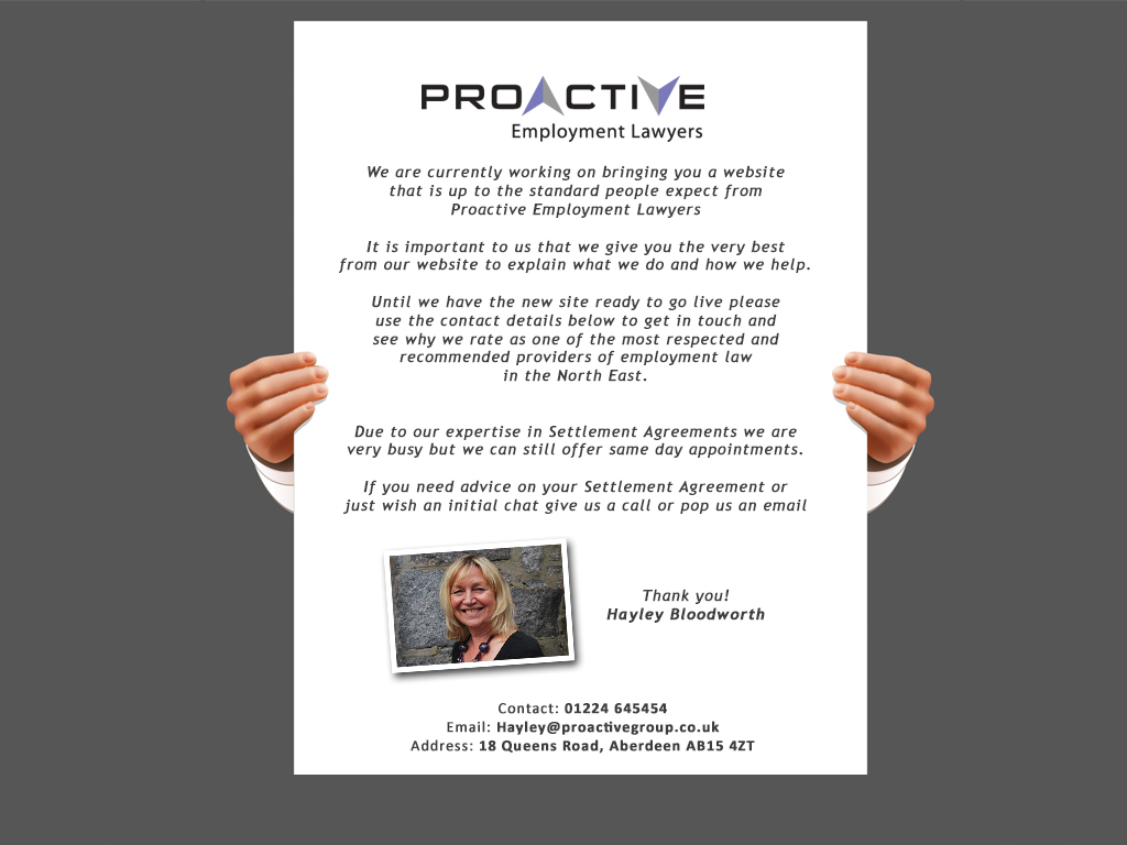 Proactive Employment Law
